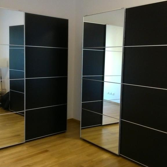 Armadi Ikea Scorrevoli Montati
